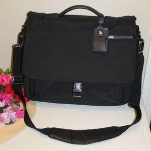 Tumi Laptop School Bag Men or Women Black